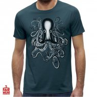 eco T-shirt octopus